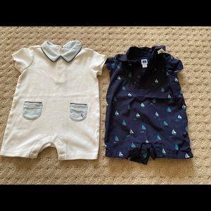 Size 0-3 Mos., JANIE & JACK Baby Boy Outfits
